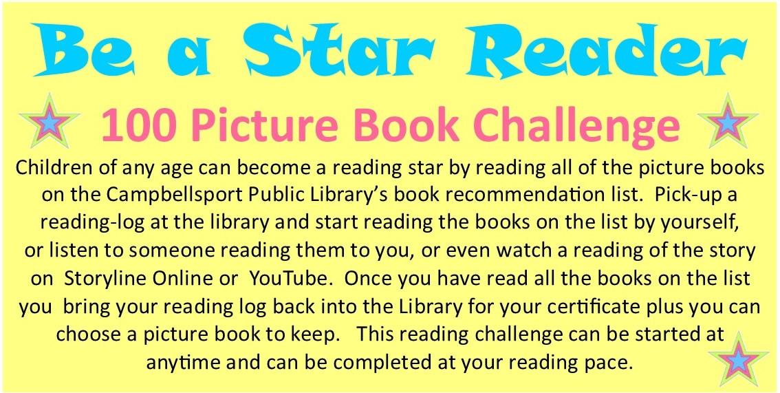 Be a Star Reader