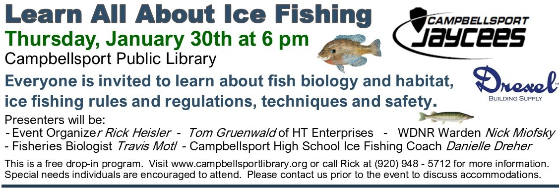 Learn About Ice Fishing
