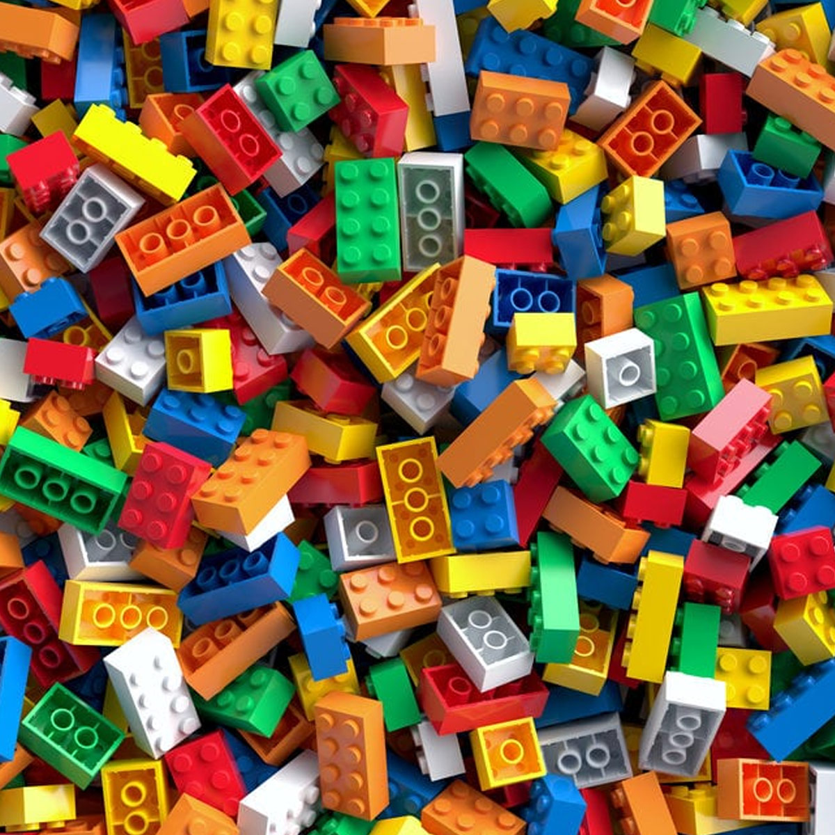LEGOs in the Library