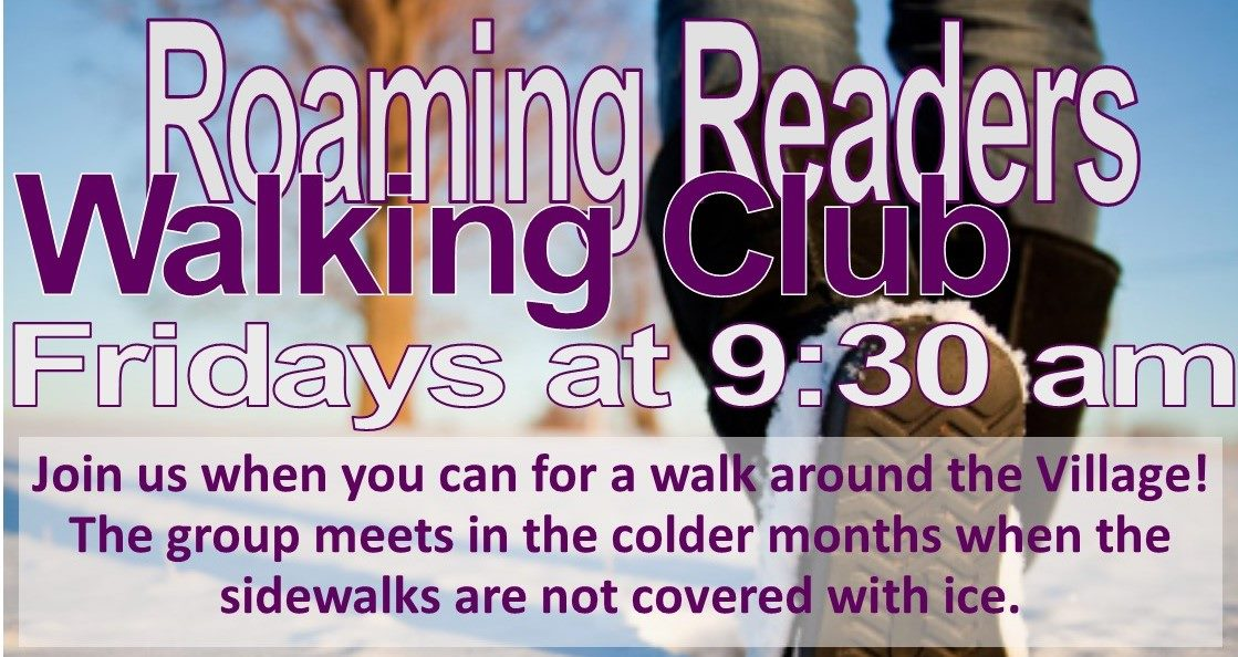 Roaming Readers