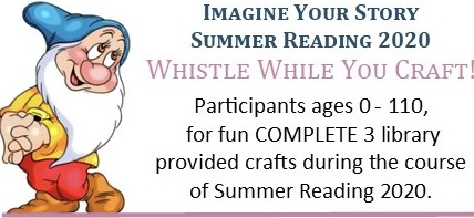 Summer Reading – Whistle While You Craft!