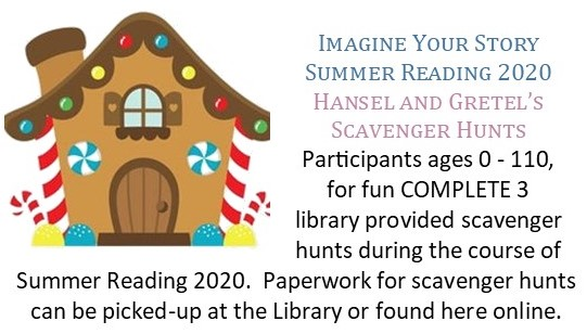 Summer Reading – Hansel and Gretel's Scavenger Hunts