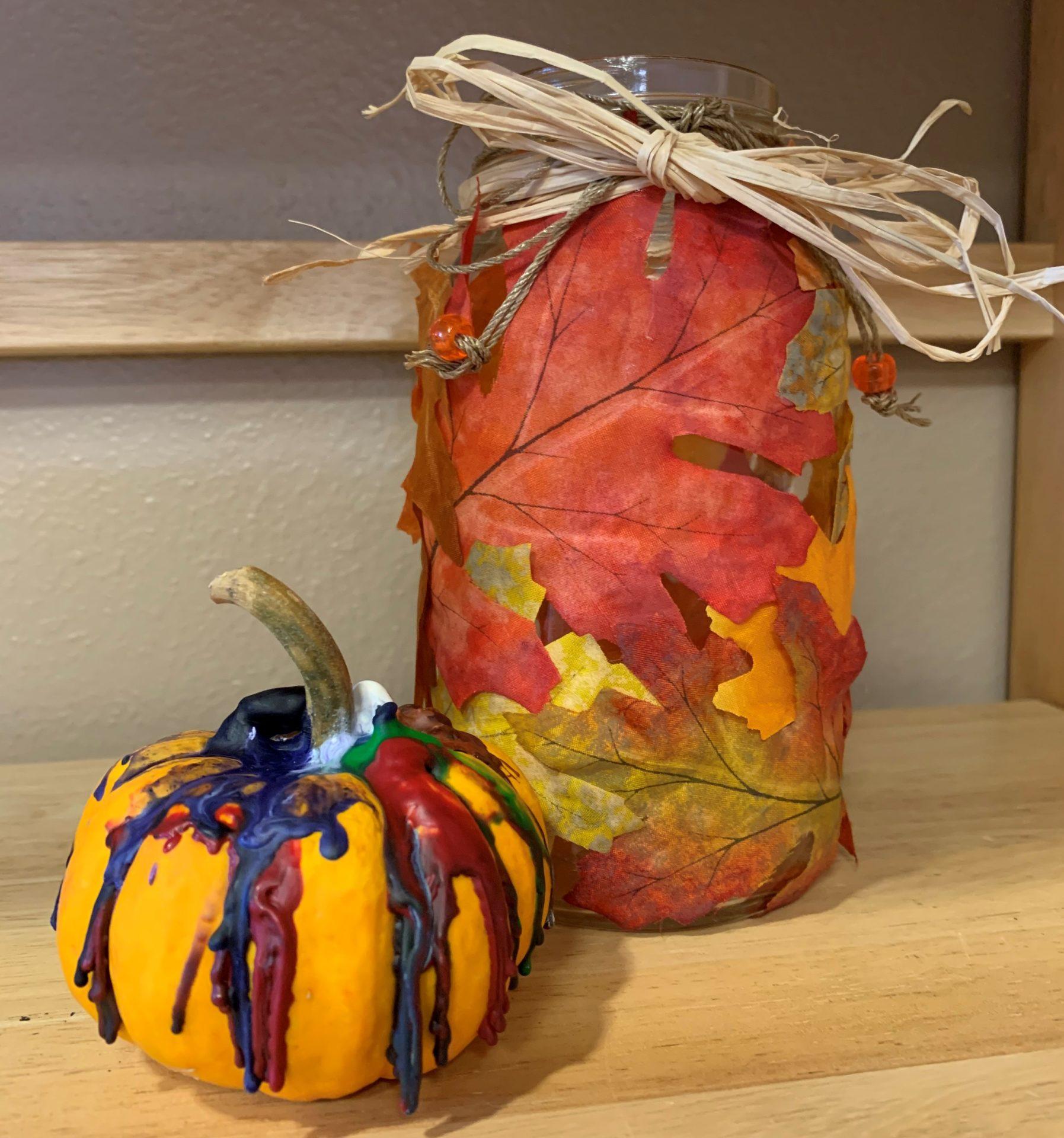 Fall Take Home Crafts