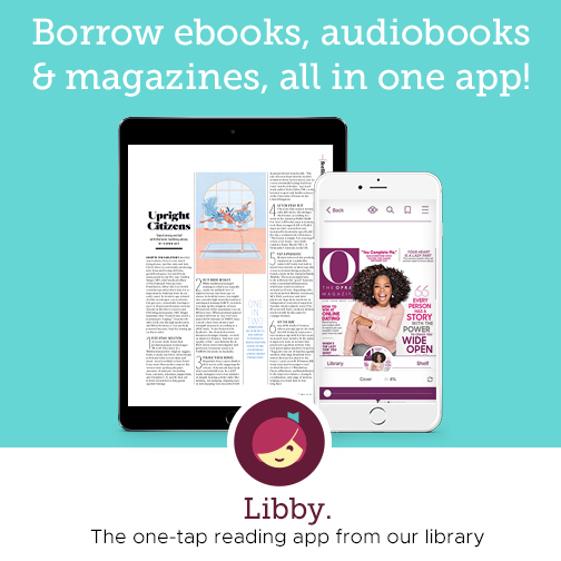 Magazines Added to Libby